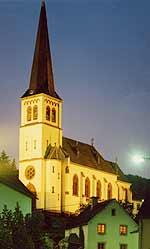 "Bild: Pfarrkirche ""St. Peter in Ketten"""